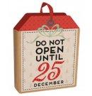 Legami kerst geschenktasje medium - do not open...