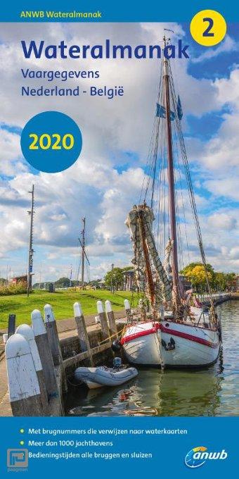 Wateralmanak / 2 - 2020 - ANWB wateralmanak