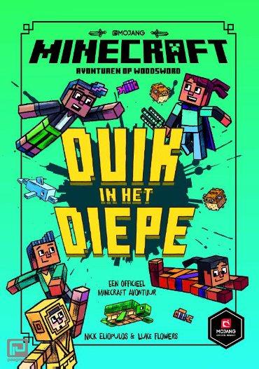 Duik in het Diepe - Minecraft