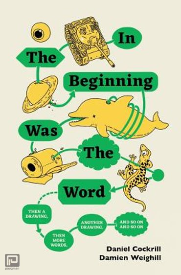 In the Beginning Was the Word, Then a Drawing, Then More Words, Another Drawing, and So on, and So on