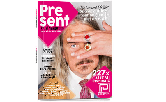 cover story Ilja Leonard Pfeijffer