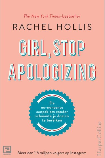 Girl, Stop Apologizing