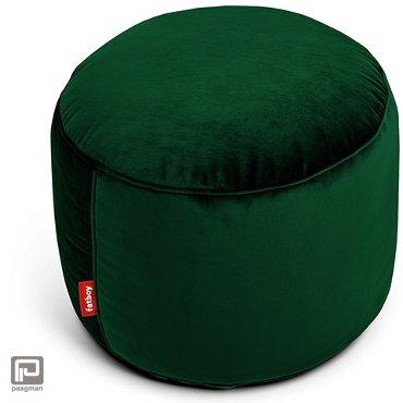 Fatboy point velvet emerald green