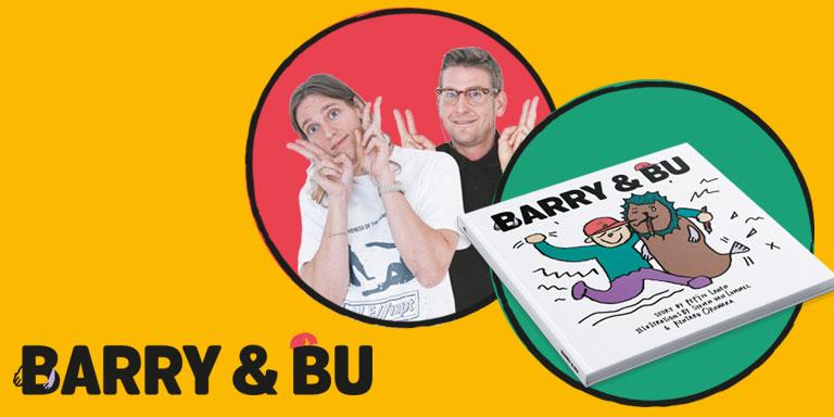 14 december - Barry & Bu