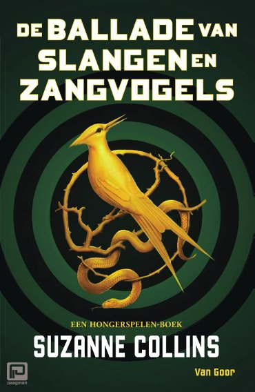The Ballad of Songbirds and Snakes - De Hongerspelen