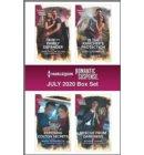 Harlequin Romantic Suspense July 2020 Box Set