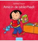 Anna in de bibliotheek