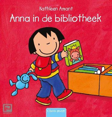 Anna in de bibliotheek - Anna