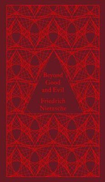 Penguin mini clothbound classics Beyond good and evil