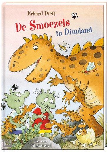 De Smoezels in Dinoland - De Smoezels