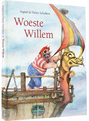 Woeste Willem - Geef een prentenboek cadeau 2020