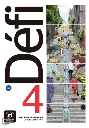 Défi 4 Livre de l´élève + CD version originale