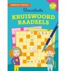 Reuzeleuke kruiswoordraadsels / 9-10 jaar - Leerrijke puzzels