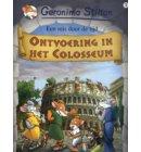 Ontvoering in het colosseum / Stilton strip 3