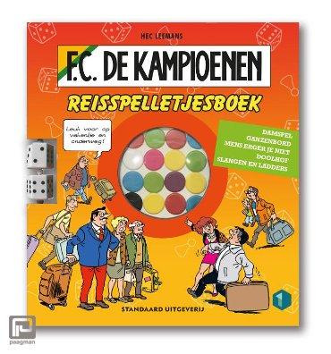 Reisspelletjesboek - F.C. De Kampioenen