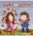 Luke and Lottie. Fall is here!