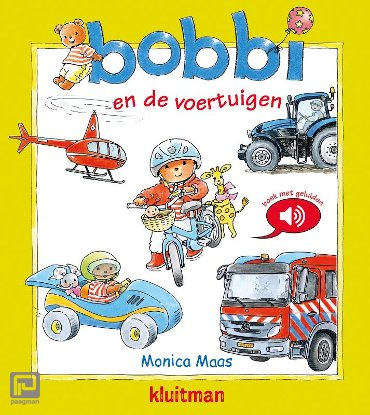 Bobbi en de voertuigen - Bobbi