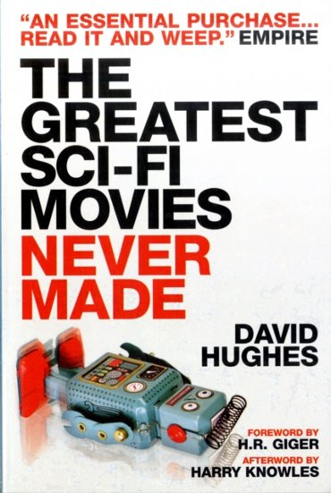 Greatest sci-fi movies never made