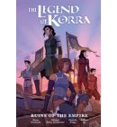 Legend of korra; Ruins of the empire library edition