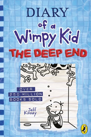 Diary of a wimpy kid (15): The deep end