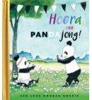 Hoera, een pandajong! - Gouden Boekjes