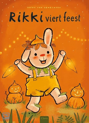Rikki viert feest - Rikki