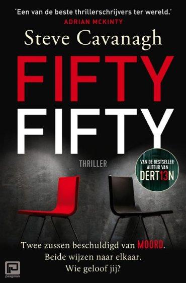 Fiftyfifty - Eddie Flynn
