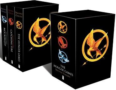 Hunger games classic box set