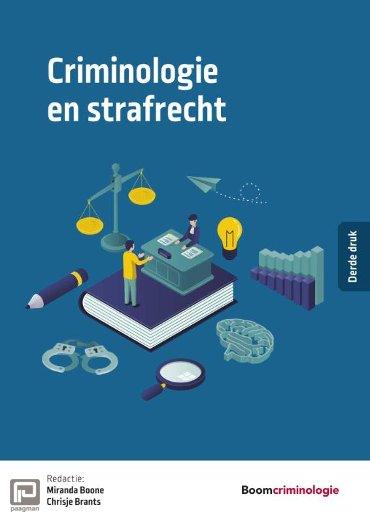 Criminologie en strafrecht - Studieboeken Criminologie & Veiligheid