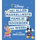 Het allermakkelijkste familiekookboek ter wereld - Disney