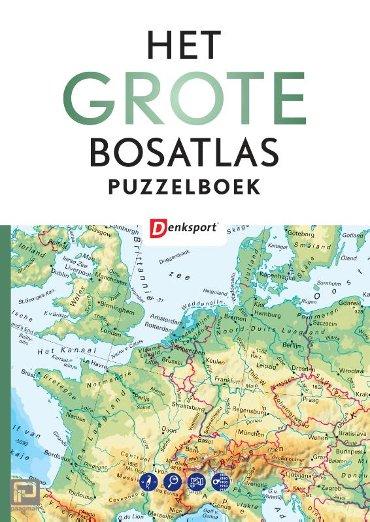 Het Grote Bosatlas puzzelboek - Het Grote Bosatlas puzzelboek