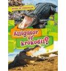 Alligator of krokodil? - Ontdek de verschillen