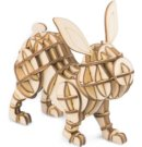 Robotime DIY puzzel: houten konijn