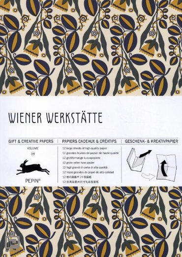 Wiener Werkstaette - Gift & creative papers
