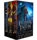 Legends of the Fallen: Books 1-3 - Legends of the Fallen Boxset