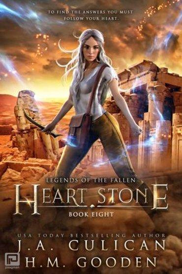 Heart Stone - Legends of the Fallen