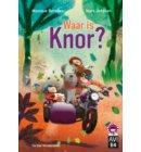 Waar is Knor? - Hoera, ik kan lezen!
