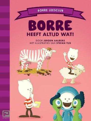 Borre heeft altijd wat! - Borre Leesclub