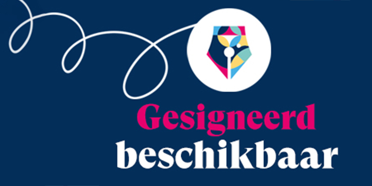 Klaas Dijkhoff signeert