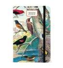 Cavallini & Co agenda 2022, 1 week per 2 pagina's - Audubon Birds