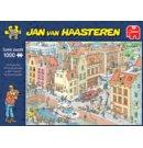 Jan van Haasteren puzzel à 1000 stukjes - Het ontbrekende stukje