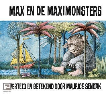 Max en de maximonsters - Geef een prentenboek cadeau 2021