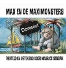 DONEER: Max en de maximonsters - geef een prentenboek cadeau 2021