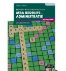 MBA Bedrijfsadministratie met resultaat Opgavenboek / bij 4e druk